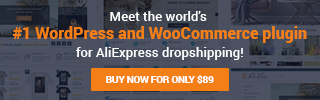 Meet #1 WordPress Plugin for dropshipping business