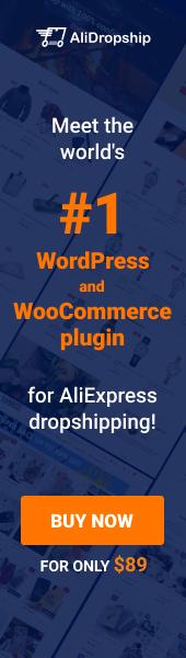 #1 plugin for AliExpress Dropshipping